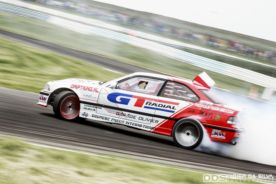 CDF 2014 Round 3 Croix en Ternois - Benjamin Boulbes BMW E36 01.jpg