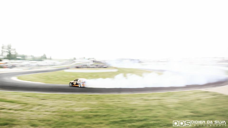 CDF 2014 Round 3 Croix en Ternois - Laurent Cousin BMW E46 Terence Cars 01.jpg