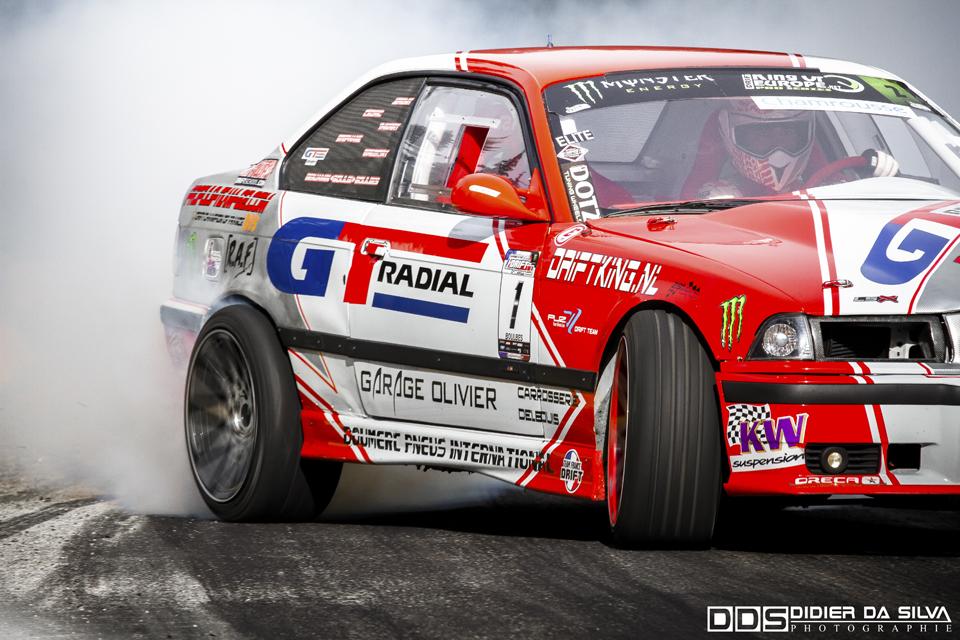 CDF 2014 Round 6 Chamrousse - Benjamin Boulbes BMW E36 01.jpg
