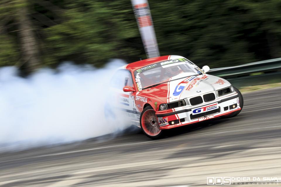 CDF 2014 Round 6 Chamrousse - Benjamin Boulbes BMW E36 02.jpg