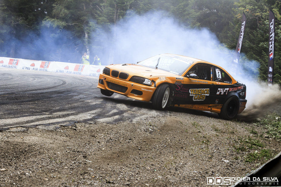 CDF 2014 Round 6 Chamrousse - Laurent Cousin BMW E46 Terence Cars 01.jpg