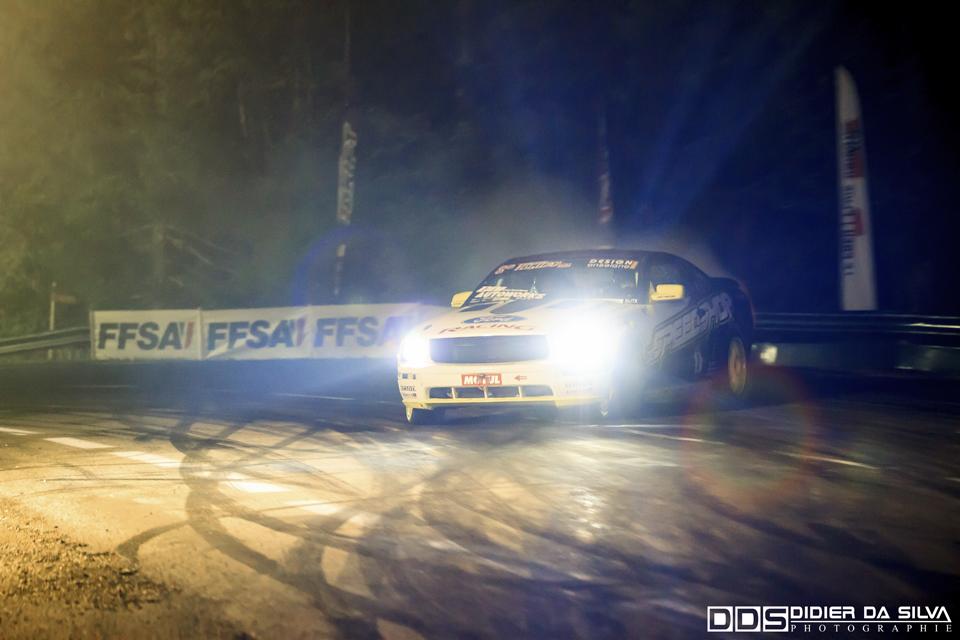 CDF 2014 Round 6 Chamrousse - Raff Zanato Ford Mustang Speedshop Racing.jpg