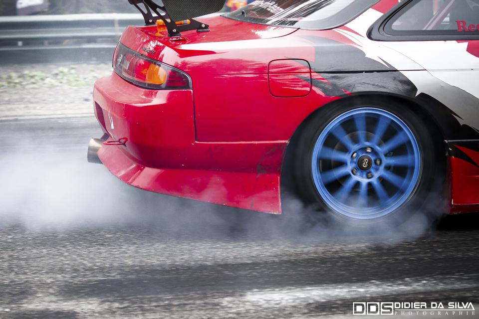 CDF 2014 Round 6 Chamrousse - Ryosuke Smoky Nissan 200Sx S14A.jpg