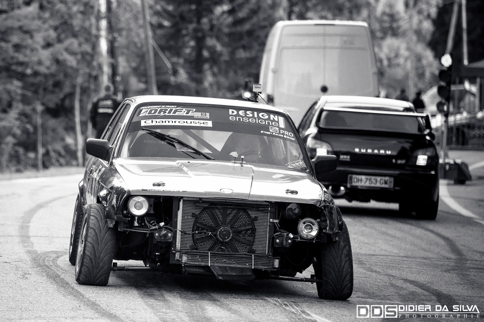 CDF 2014 Round 6 Chamrousse - Tony Gallopin BMW E30 01.jpg