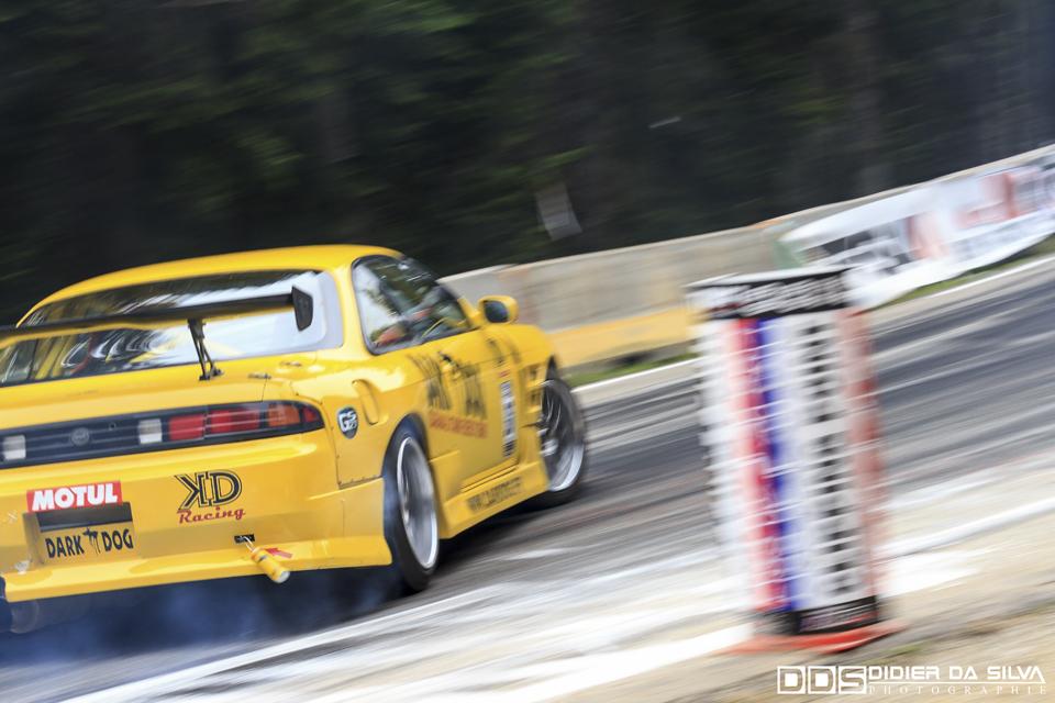 CDF 2014 Round 6 Chamrousse - Yani Delhaye Nissan 200Sx S14A Darkdog.jpg