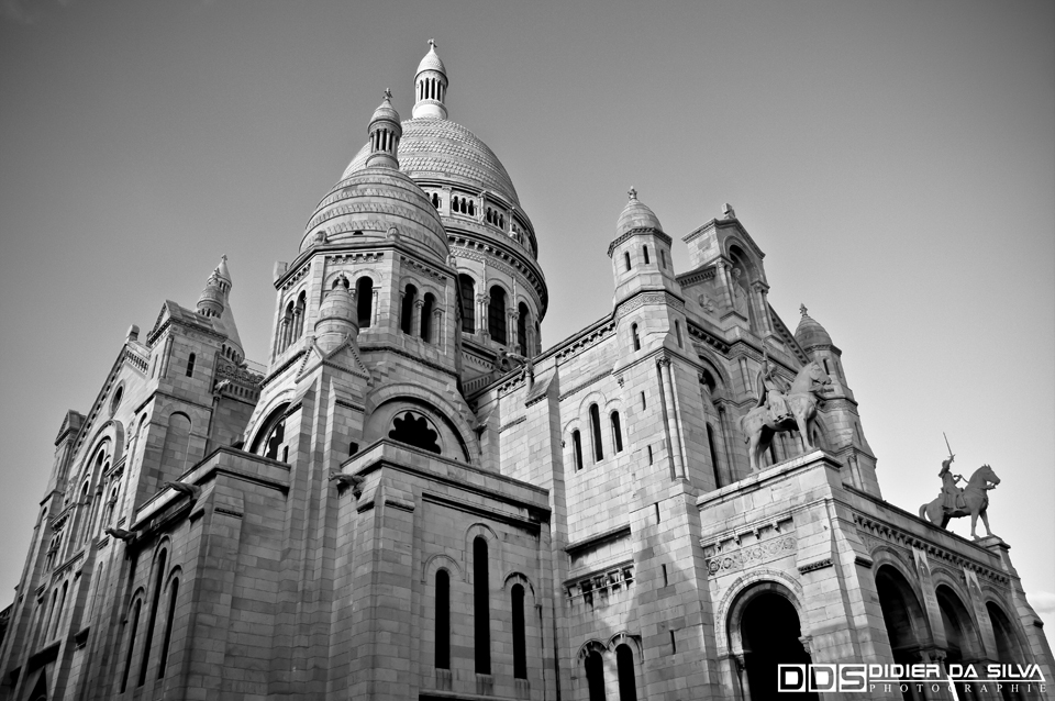 Basilique de Montmartre - Paris - France.jpg