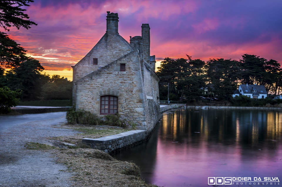 Moulin àmaree du Pen Castel - Kerner - Arzon - Morbihan - France.jpg