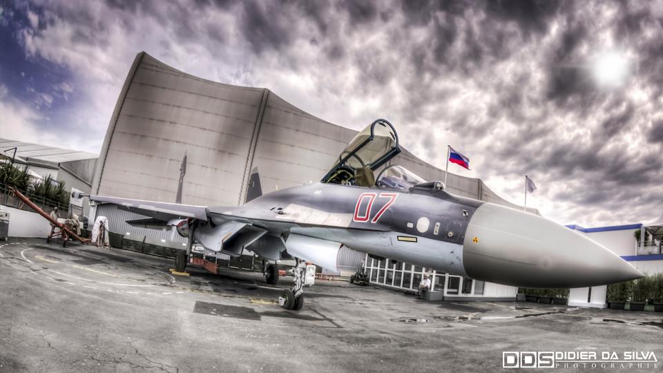 Paris Le Bourget 2013 - Sukhoi SU-35.jpg