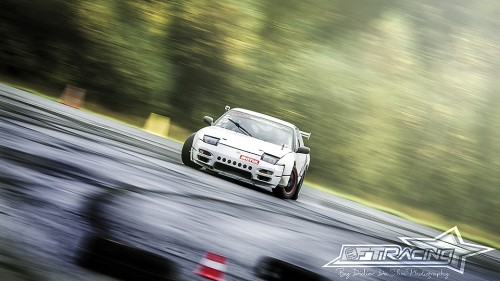 Nissan 200SX RS13 Drift Car - Flavien Haxaire