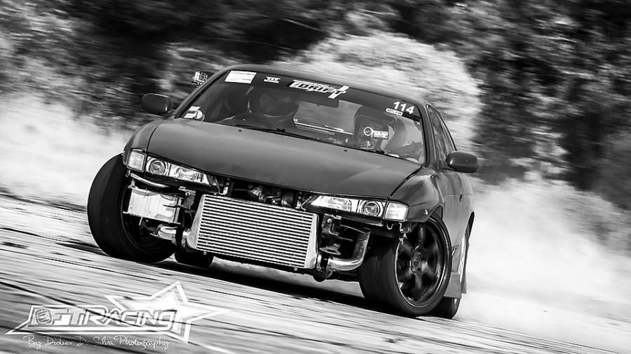 Nissan 200SX S14A Drift