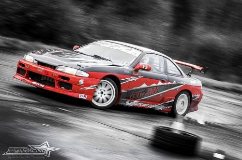 Nissan 200SX S14 - David Meunier