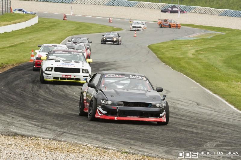 Présentation du TOP32 du round 3 du championnat de France de Drift