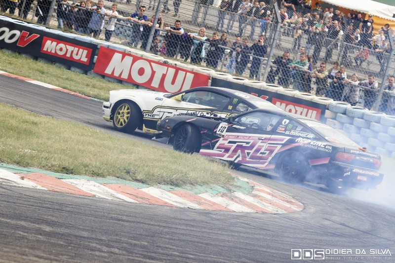 Battle TOP16 Antoine Raff Zanato Ford Mustang Vs Amar Nissan 200Sx RS13