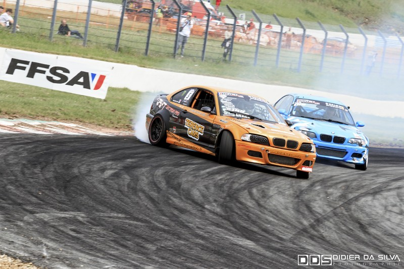 Battle TOP16 Laurent Cousin BMW E46 Vs Philippe Ferreira BMW E46