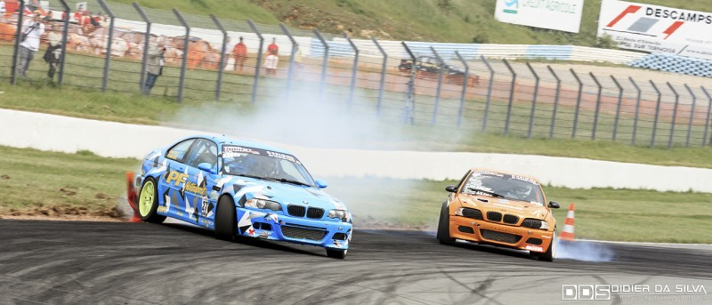 Battle TOP16 Philippe Ferreira BMW E46 Vs Laurent Cousin BMW E46