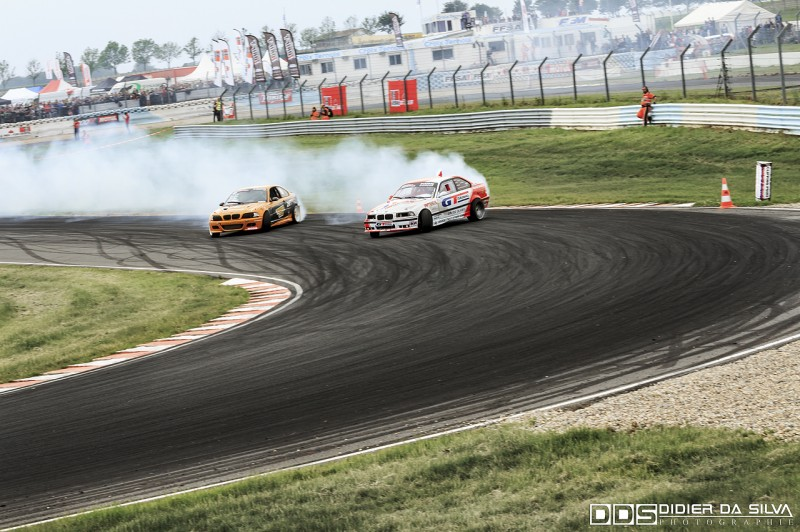 Battle Benjamin Boulbes BMW E36 VS Laurent Cousin BMW E46