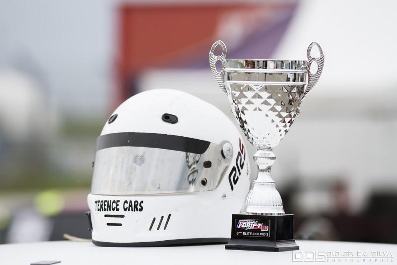 Coupe du round 3 du Championnat de France de Drift