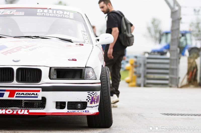 Trés beau carrossage de la BMW E36 de Benjamin Boulbes