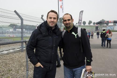 Julien Febreau et Benstyle