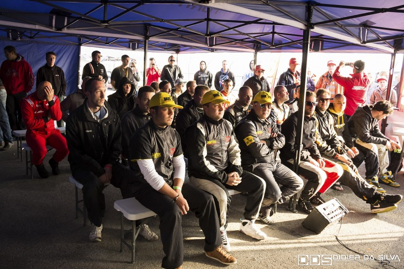 Briefing des pilotes round 3 championnat de france de drift