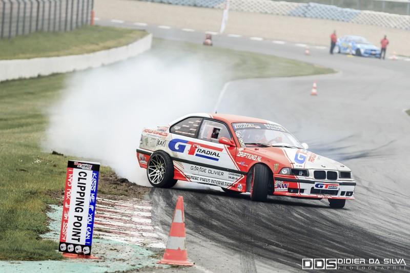 BMW E36 GT Radial Benjamin Boulbes drift