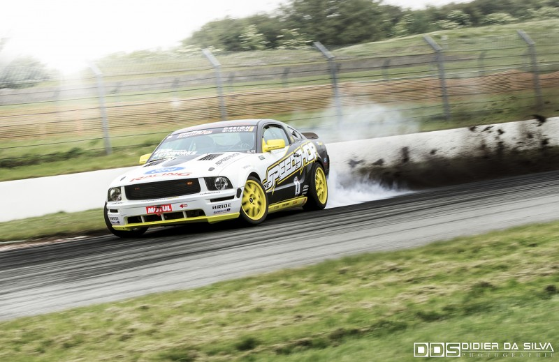 Mustang Speedshop enjoy the ride more raff zanato drift