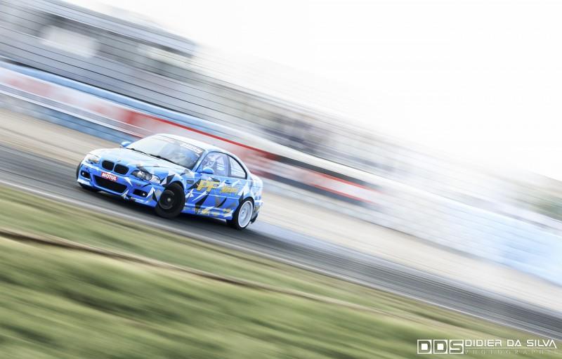 BMW Drift Marc Guerreiro