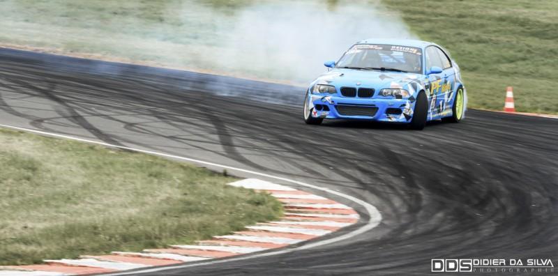 Philippe Ferreira et sa BMW E46