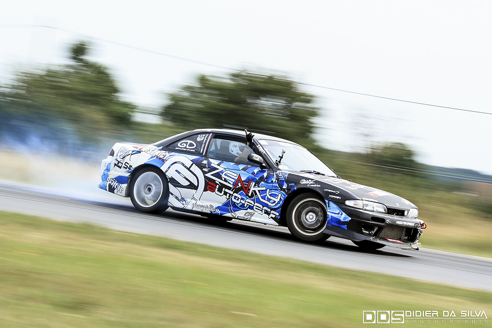Summer Drift 2014 FDC - Team FT RACING Timothée Cousin Nissan 200SX S14