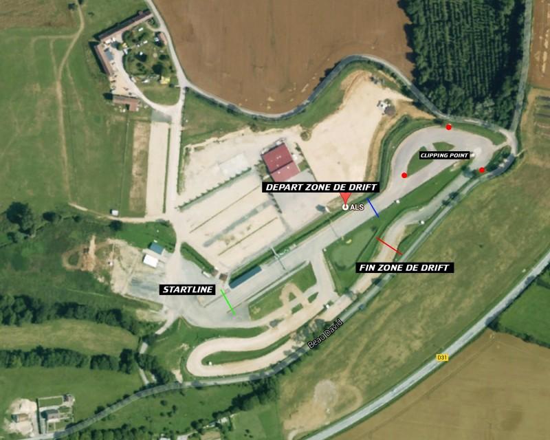 Plan round 5 circuit des Ducs Essay