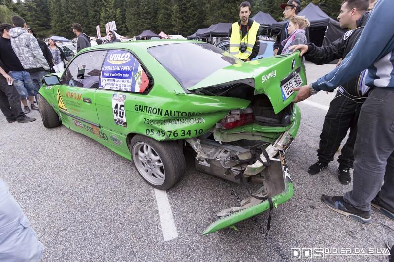 CDF Round 6 - Julien Waroux BMW E36