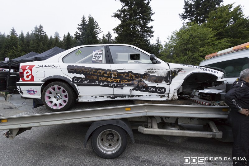 CDF Round 6 - Jessy Bonnin BMW E36