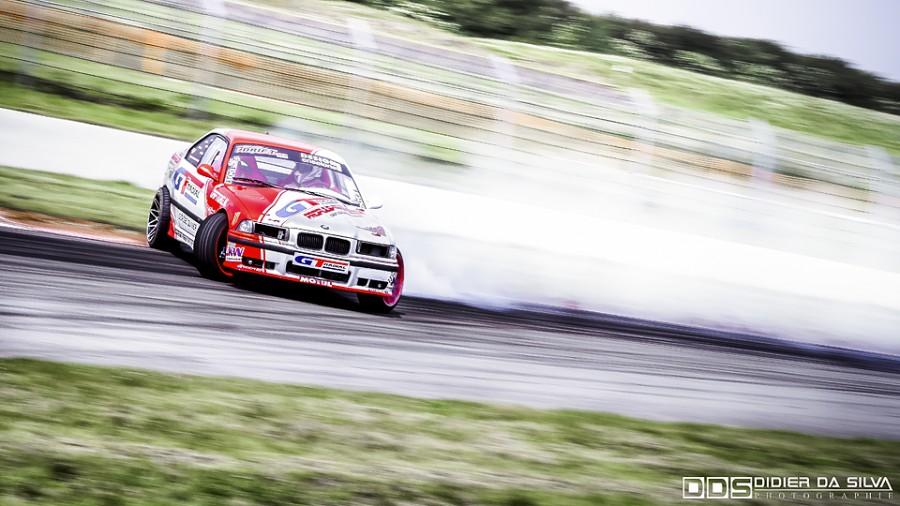 Handbrake Benjamin Boulbes - BMW E36 GT Radial