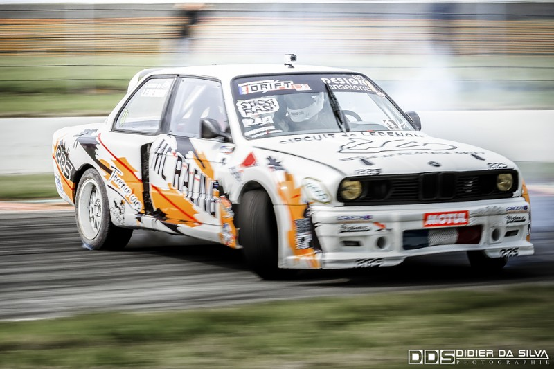 Handbrake Nicolas Delorme - BMW E30 Backward