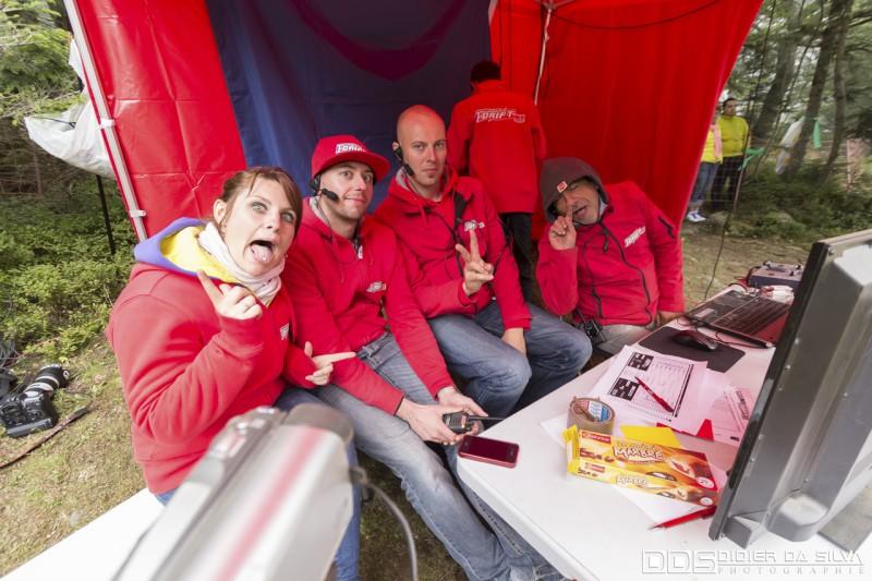Le professionnalisme chez les juges du championnat de france de drift 2014